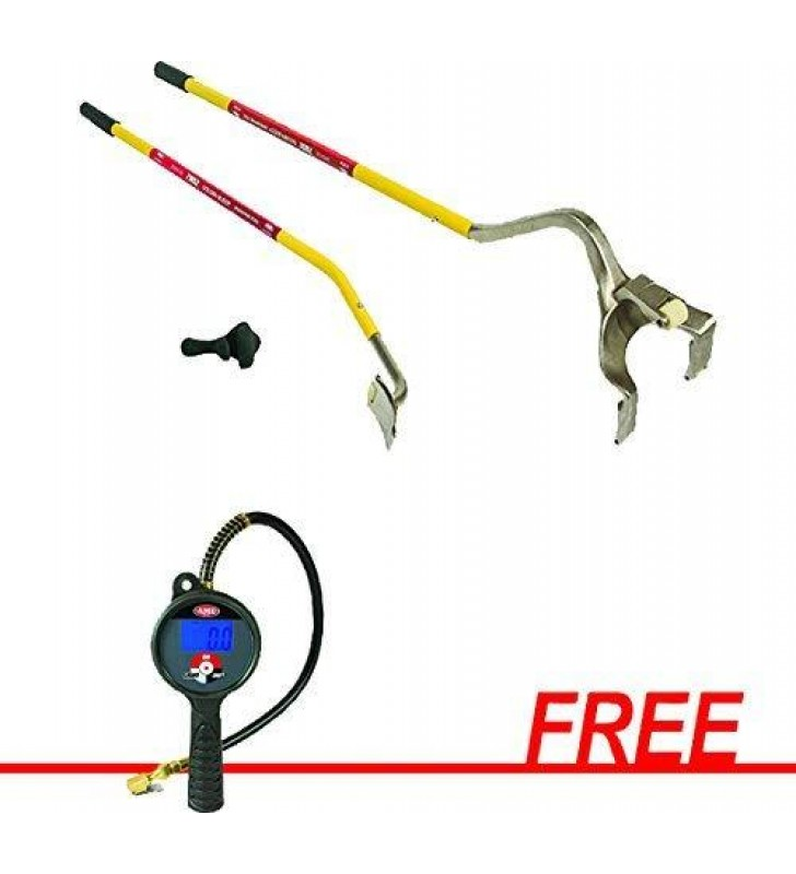 AME International Golden Buddy Tire Changing System with Free Accu-Flate XL Digital Tireinflator (AME-71050AI)